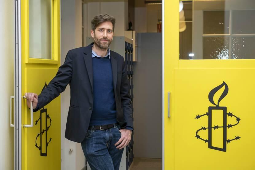 Stijn Decklerck Amnesty 1