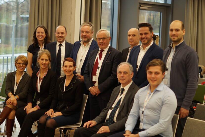 Jahrestagung E-Mobility Cluster Regensburg