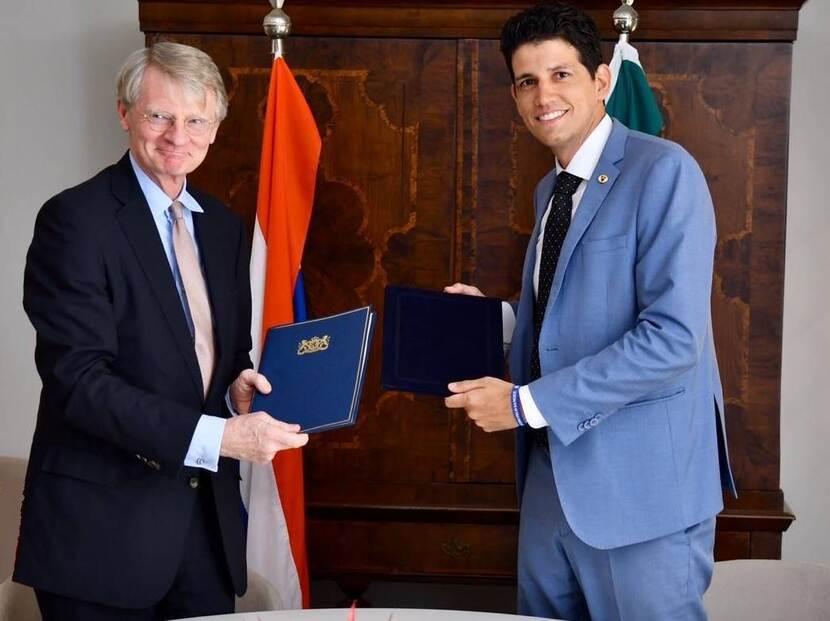 Hernieuwing samenwerking civiele luchtvaart Nederland en Brazilië