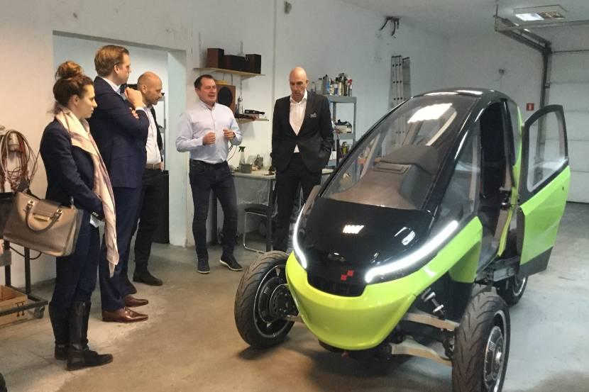 Dutch e-Mobility Day