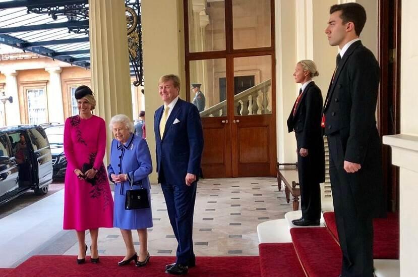 Staatsbezoek aan het Verenigd Koninkrijk in 2018