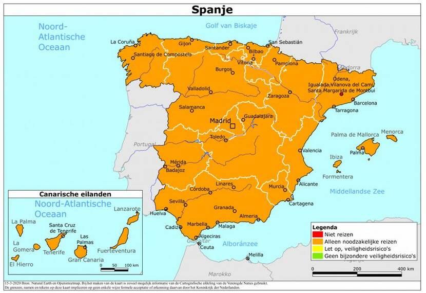 Reisadvies_Spanje_15-03-2020